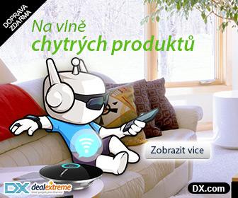 Internetový obchod Dealextreme je jeden z největších světových e-shopů