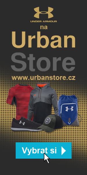 Urban store zobží v akci