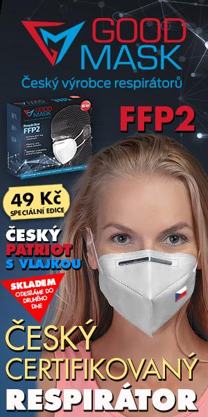 Respirátory DiaLékárna.cz