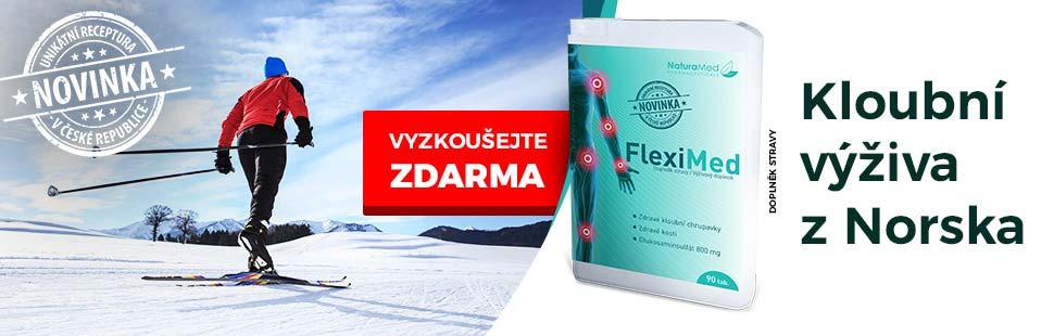 FlexiMed recenze – cesta za zdravými klouby