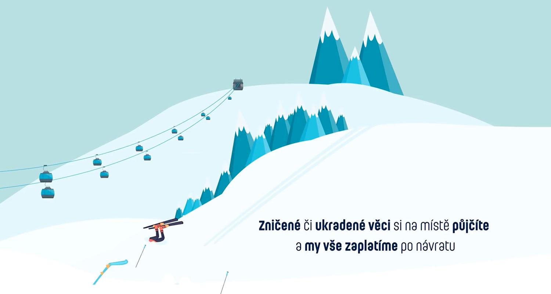 Affiliate kampaň Suri hory