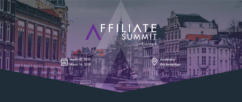 Affiliate Summit Europe 2019