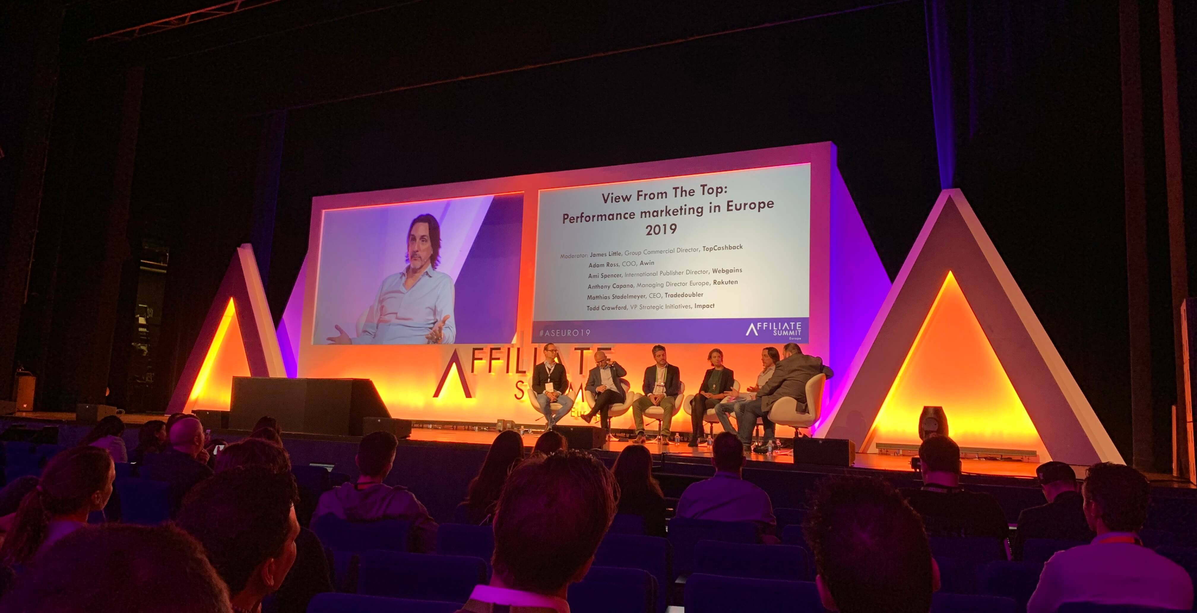 View From The Top: Performance Marketing in Europe 2019